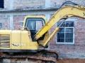 挖掘机玉柴重工因工作需要换大机