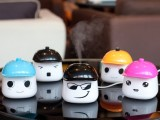 帽子加湿器 迷你加湿器空气净化器 家用创意 USB加湿器