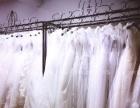高中低端婚纱礼服租售