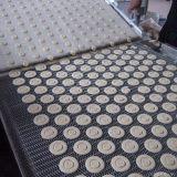 饼干生产线隧道烤炉人字形加密金属网带喷油机网带冷却线网链