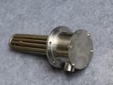 供应36kw法兰加热官立式不锈钢电热器空气压缩电加热器