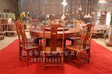 西安中式餐桌,红木餐桌,老榆木餐桌
