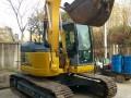 转让小松128进口挖掘机 原装进口 二手挖掘机转让
