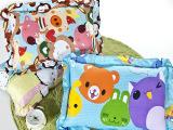 优质供应 儿童枕头宝宝幼儿园枕芯 珍珠棉枕芯全棉卡通 枕芯特价