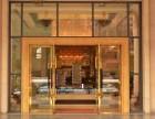 天津自动门,玻璃自动门安装,铝合金玻璃隔断加工