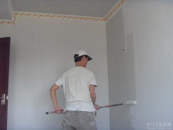 顺义机场附近刷墙公司 专业刷漆 刮腻子 打隔断