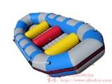 轻舟漂流艇厂家供应 景区漂流船 漂流艇 充气橡皮艇 专业定做