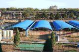 供应玻璃钢集气罩 华瑞玻璃钢集气罩厂家