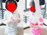 童装秋装女童套装2014新款韩中小童卫衣儿童运动套装宝宝两件套