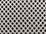 蓝牙音响网布厂家直销双色圆孔网布