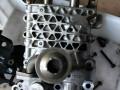 奥迪A6L2.0T发动机缸盖机油泵拆车件