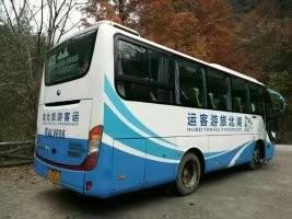 武汉到全国各地豪华旅游车出租