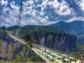 (张凤精华之旅)张家界天门山玻璃桥凤凰芙蓉镇三日游