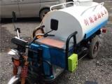 电动洒水车环卫车功能性突出环保效果更加明显