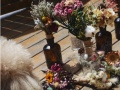 婚礼伴手礼盒香熏蜡片伴手礼盒送客人