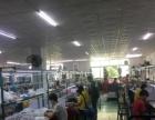 1300平米整层精装修LED工厂出租