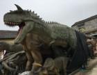 黄山大型动态仿真恐龙模型出租霸王龙模型
