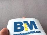 东莞3D硅胶立体转印标厂家 烫唛立体标 耐水洗