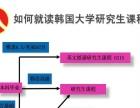 韩国留学-中国人联长治分公司