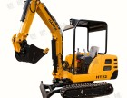 HT22小挖掘机(1-3吨)小挖掘机 海推重工小挖掘机价格表