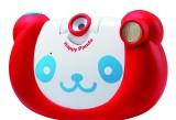 英纷儿童照相机快乐熊猫数码相机2百万像素