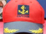 刺绣航母帽 军帽 海军作训帽 棒球帽子