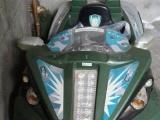 四轮玩具电动车1米多长,孩子长大不用了