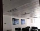 银隆广场130平精装写字楼,办公家私全齐