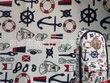全棉帆布 帆布印花 12安帆布 幻影、水手、印第安传统花纹印花