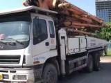 上海二手混凝土泵车37米至66米二手混凝土泵车