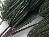 仿真松枝7头松针假树枝条大型绿植叶子批发