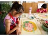 新道街小学附近硬笔书法培训 国画培训,选习墨去