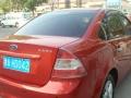 福特 福克斯三厢 2009款 1.8 手动 舒适型省油空调凉无事