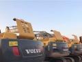 沃尔沃210二手挖掘机-原装配置-车况好-价格低-送货上门