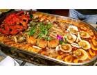 海鲜大咖加盟费多少钱海鲜自助火锅烧烤加盟主题餐厅