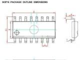 标准移动电源方案 5V2A 移动电源主控芯片IC 专业充电宝设计