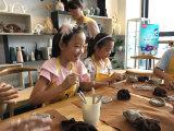 陶吧加盟找青岛天物坊陶艺,值得信赖陶吧加盟