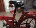 代步折叠自行车