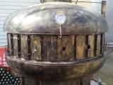 炭火烤鱼炉一台