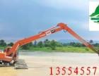 鞍山市台安县江南水陆挖机出租清淤机械租赁