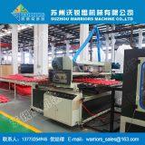 仿古竹节瓦机器,塑料琉璃瓦生产线设备厂家