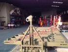 南工 装甲20吨双牵引平板车