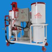 TB-1A自动回砂式环保型开放式喷砂机