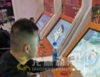 王者荣耀触屏游戏机多少钱怎么开店/王者荣耀主题网吧