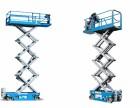升降机高空作业平台出租登高车出租电动自行升降机高空作业车租赁