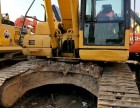 自用二手挖掘机小松220-8出售低价