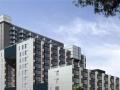 广安门内广益大厦245平 精装修 有家具 户型方正