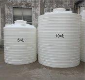 厂家批发 5吨水处理循环塑料水箱 大型园林浇灌蓄水桶