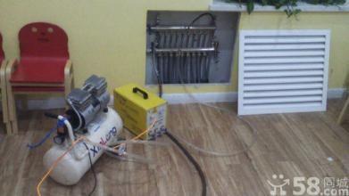 大同市清洗地暖管 专治地暖不热 地暖管防冻排水 地暖打压