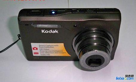 全金属外壳 高清摄像 柯达M1033,锂电池的